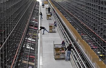 Автоматизация склада: система управления складом