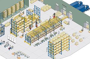 Система управления складом Logistics Vision Suite
